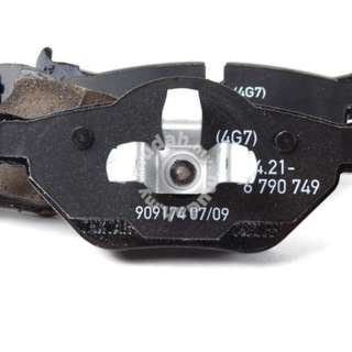 BMW 120I E82 REAR DISC BRAKE PAD