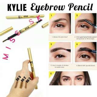 Kylie eyebrow 2in1