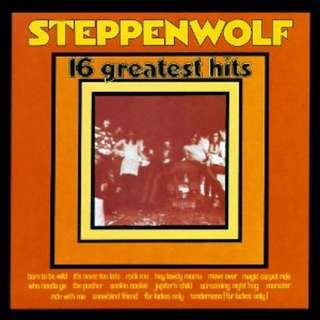 Steppenwolf ‎- 16 Greatest Hits CD