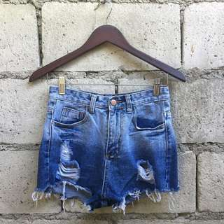 Summer Denim Shorts