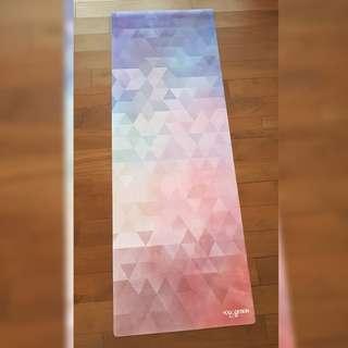 Tribeca Sand - Combo Mat merek Yoga Design Lab