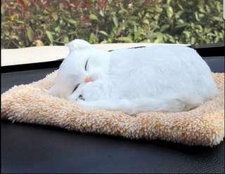 活性炭車內擺設 可愛貓貓(2款可選)