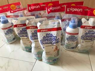 Pigeon baby laundry detergent * 13 qty