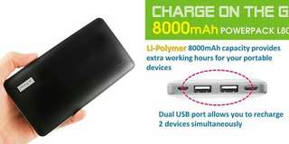 Pny Power Bank L8021 8000mah