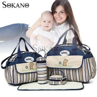 Sokano Baby Bag