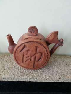 将卒帥兵 Chinese Teapot