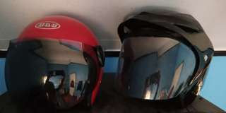 Dual Helmet Buy 1 take 1