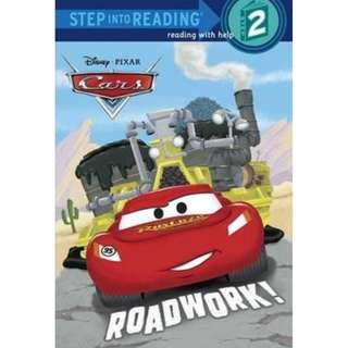 (Brand New) Roadwork! Step into Reading Books Series : Step 2    By: Melissa Lagonegro, Art Mawhinney (Illustrator) Paperback