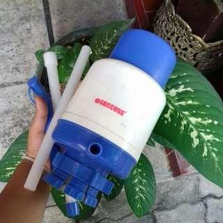 Pompa air galon