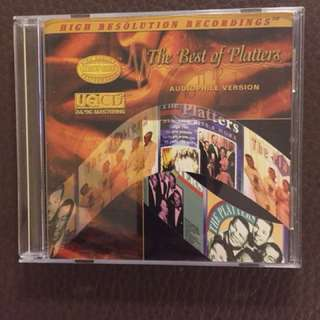 CD: The Best of Platters