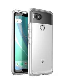 (Ready)Supcase UB Clear Case for Google pixel 2 XL -Frost
