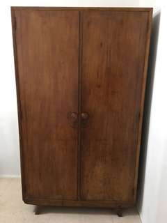 Antique Teak Wood Cupboard
