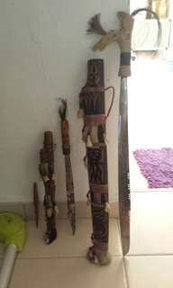 Pedang org asli