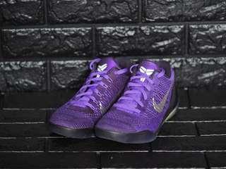 SALE! Original Nike Kobe IX Elite Low Hyper Grape