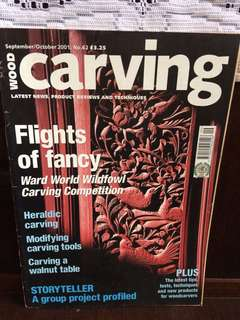 Wood Carving 2001 sept/Oct no.62