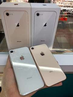 Iphone 8 64gb 256gb