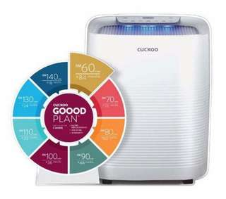 Cuckoo Air Purifier