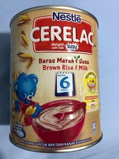 Nestle Cerelac Brown Rice