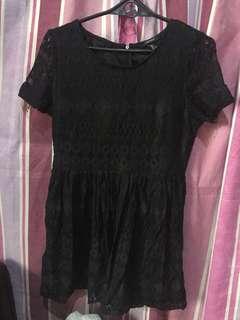 Forever 21 Mini Lace Dress