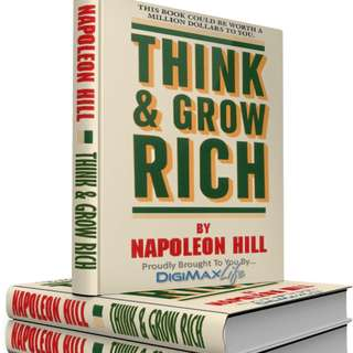 🚚 A Great Book on Leadership Development >> Think & Grow Rich – Napoleon Hill (eBook)