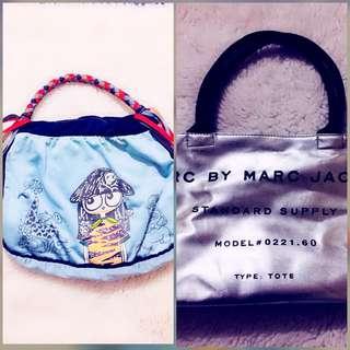 Bundle Sale! Authentic Marc by Marc Jacobs bag