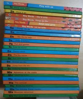Preloved Peter & Jane (ladybird) books for children *reserved*
