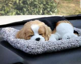 活性炭車位擺設 可愛小狗(3款可選)