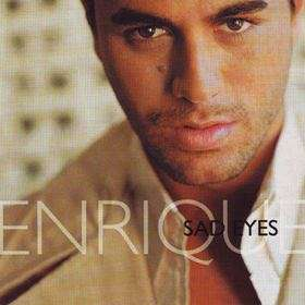 Enrique Iglesias - Sad Eyes (CD Single)