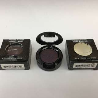 2x MAC M.A.C Heirloom Mix Collection Pressed Pigment # Victorian Plum
