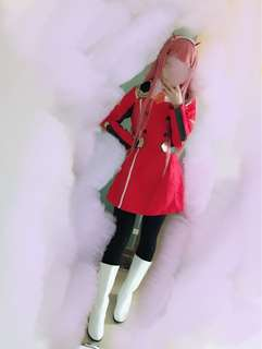 [Available!] Darling in the FranXX Zero Two cos