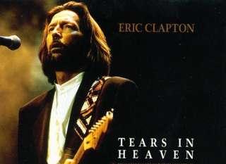 Eric Clapton - Tears In Heaven (CD Single)