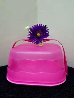Tupperware Fresh & Fancy Cake Carrier