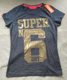 Authentic Superdry T-Shirt for Women