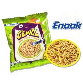 🚚 隨手包【現貨不用等】韓國 Enaak 奶油洋蔥小雞點心脆麵 (16g/包) 小雞麵 點心麵 單包裝
