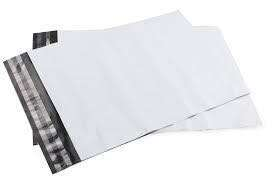White Polymailers ( 38cm x 50cm ) * 8 pieces only