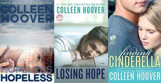 Hopeless series (Colleen Hoover)