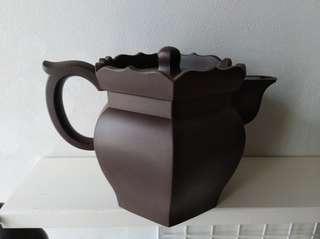 僧帽紫砂茶壺