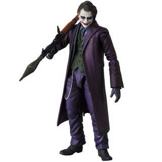 MAFEX No.005 Batman The Dark Knight THE JOKER