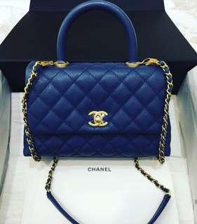 Chanel Coco Top Handle