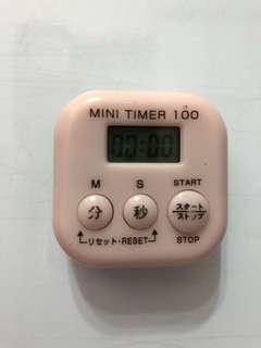 計時器 粉色
