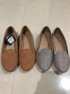 Promo 2 pairs Rubi Shoes size 41