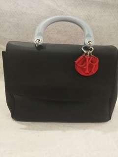 Be Dior Tri Color Bag