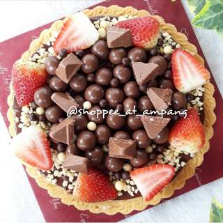Order by Diyana Nutella Pie Tart