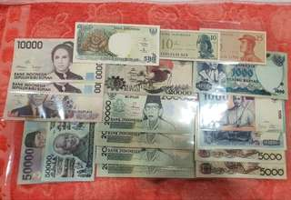 Indonesia Bank Notes