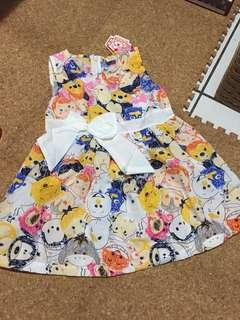 迪士尼滿版洋裝