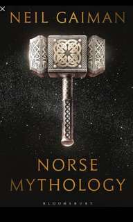 Norse Mythology (brand new in stock)