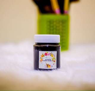 Bamboo charcoal clay