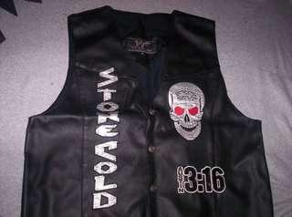 WWE Stone Cold Replica Vest [RARE]