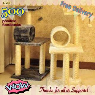 Cat Scratching Pole cat condo cat tree FREE delivery