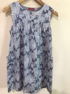 UNIQLO Girl dress - Ivana Helsinki collection